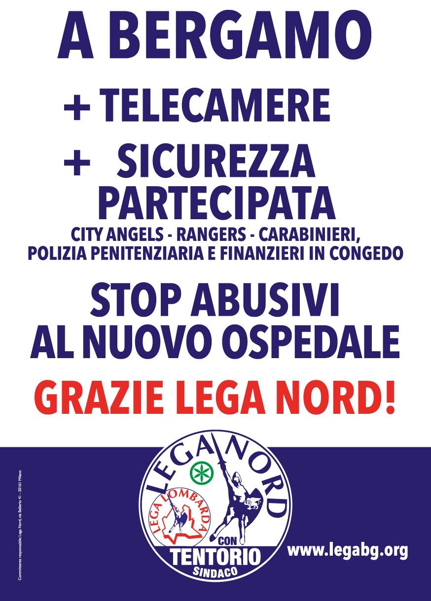 Alberto Ribolla  Consigliere Comunale Citt di Bergamo