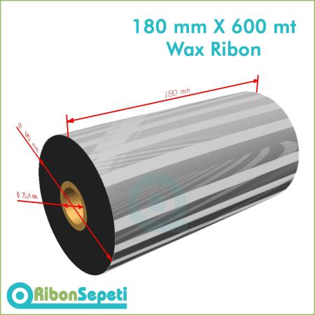 180 mm X 600 mt Wax Ribon (Online Satın Al)