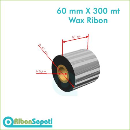 60 mm X 300 mt Wax Ribon Fiyatı (Online Satın Al)