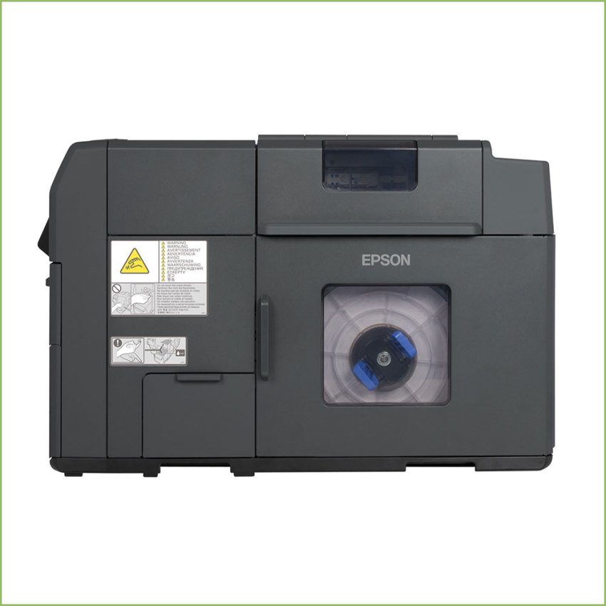 Epson Colorworks TM-C7500G Color Label Printer
