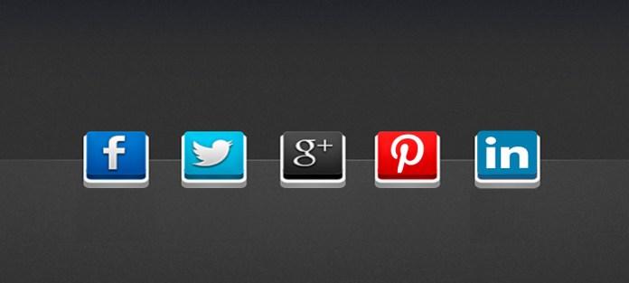 Socialite, botones sociales para compartir en tu web