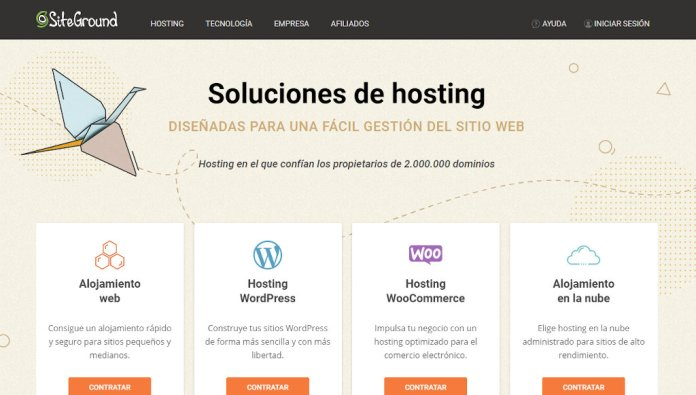 web siteground