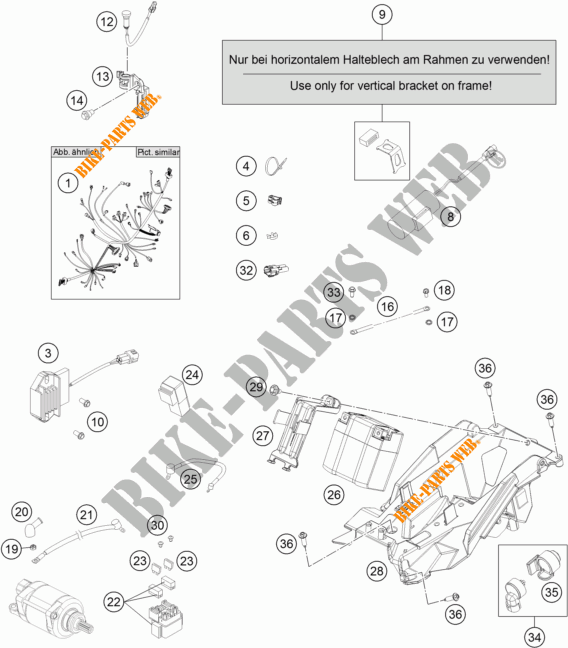 250 SX F FACTORY EDITION SX F 2015 250 KTM Ktm motocicli