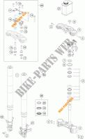 125 DUKE ORANGE ABS DUKE 2013 125 KTM Ktm motocicli # KTM