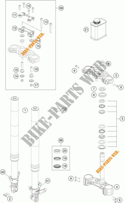 125 DUKE ORANGE DUKE 2012 125 KTM Ktm motocicli # KTM