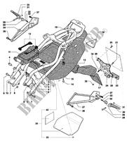 IMPIANTO ELETTRICO 1 per MV Agusta F4 312R 1000 1+1 2008