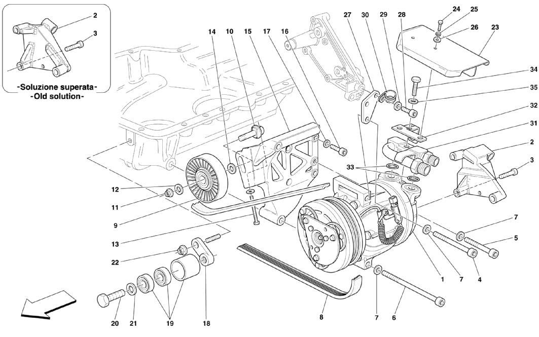 Ferrari 360 Engine Diagram • Wiring Diagram For Free