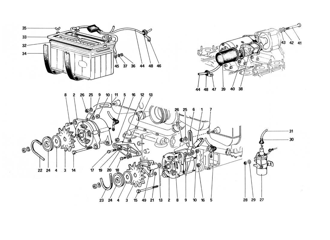 Ferrari Boxer Engine Diagram Jeep Cj7 Wiring Tail Lights