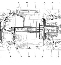 ferrari f430 05 08 electrical system ricambi america inc ferrari f430 engine diagram [ 1352 x 829 Pixel ]