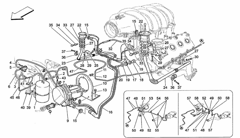 Maserati Gran Turismo Cc Auxiliary Air System