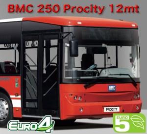 BMC 250 Procity EURO 4 e 5