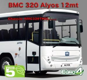 BMC 320 Alyos Chassis 320