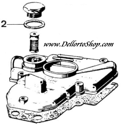 Weber DCOE and DCO/SP Carburetor Parts