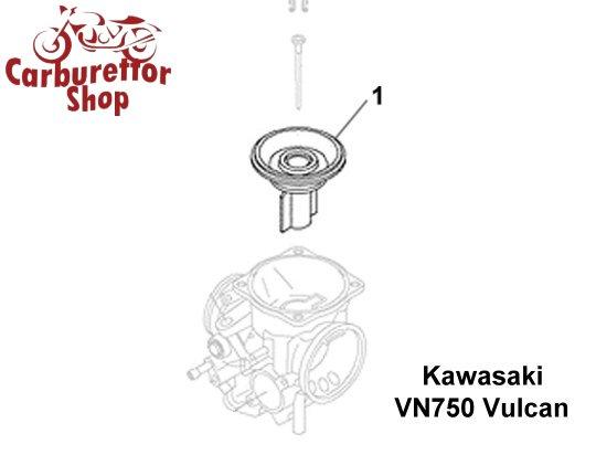 Kawasaki Carburetor Service Kits