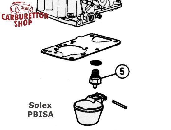 Solex PBISA Carburetor Service Kits