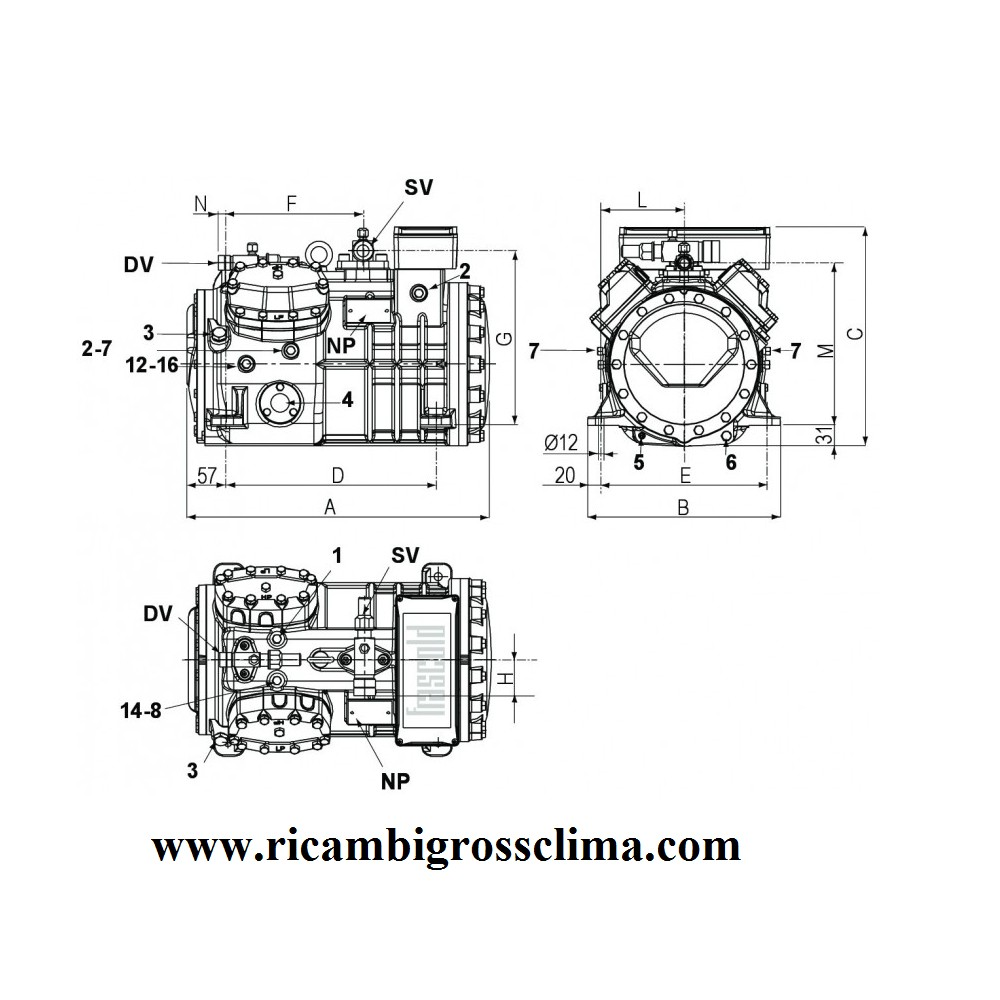 medium resolution of maneurop compressor electrical drawing
