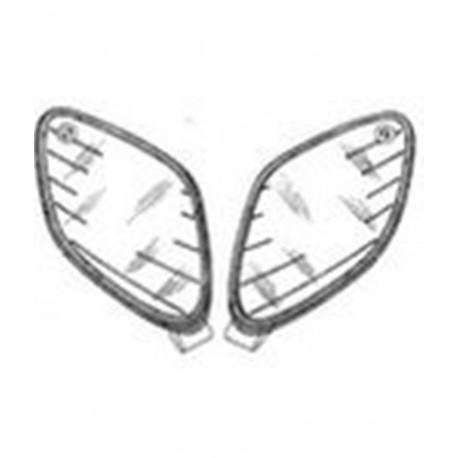 Coppia vetri romboidali Piaggio NRG 50 RST MC2