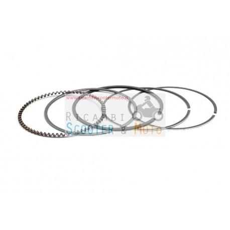 Série segments élastiques de diamètre de bandes 595
