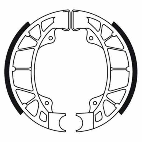 Bremsbacken Hinten Vespa Lx 4T-4V 50 2009-2013 405550015#121