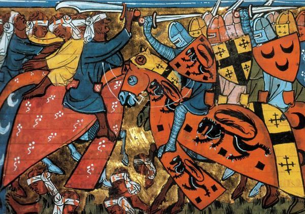 Mentalidade De Cruzada Em Portugal Cs. Xii-xiv