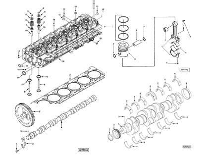 DCEC Cummins 6B,6BT,6BTA,6BTAA series diesel engine fuel