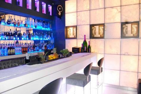 ElUno Barra de hielo cocktails