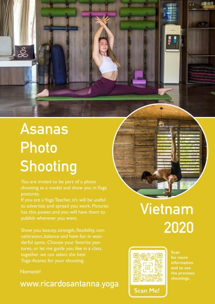 Asana Photo Shooting