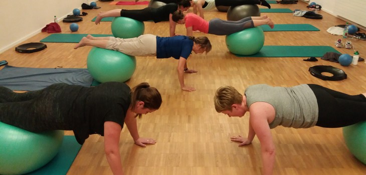 Pilates for a Health and Strong Body
