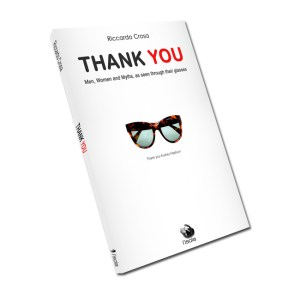 THANK YOU the book
