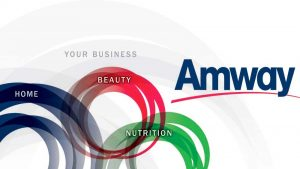 network marketing amway