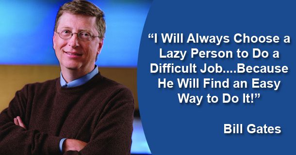 Bill Gates e il network marketing