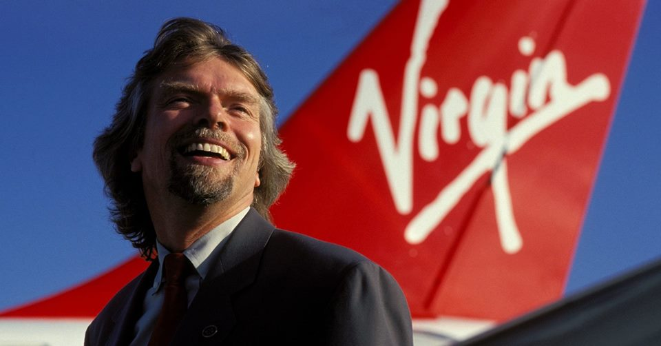 Richard Branson e il network marketing