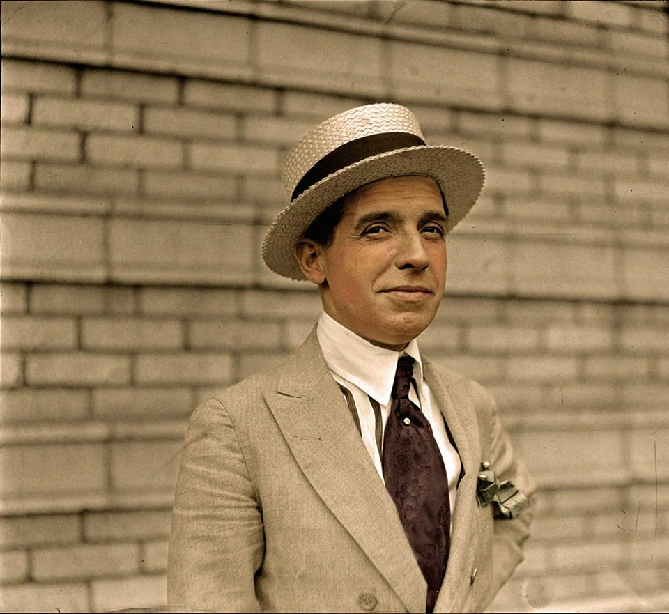charles ponzi multilevel marketing