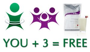 3 for free visalus