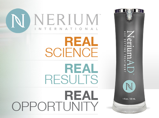 nerium international prodotti