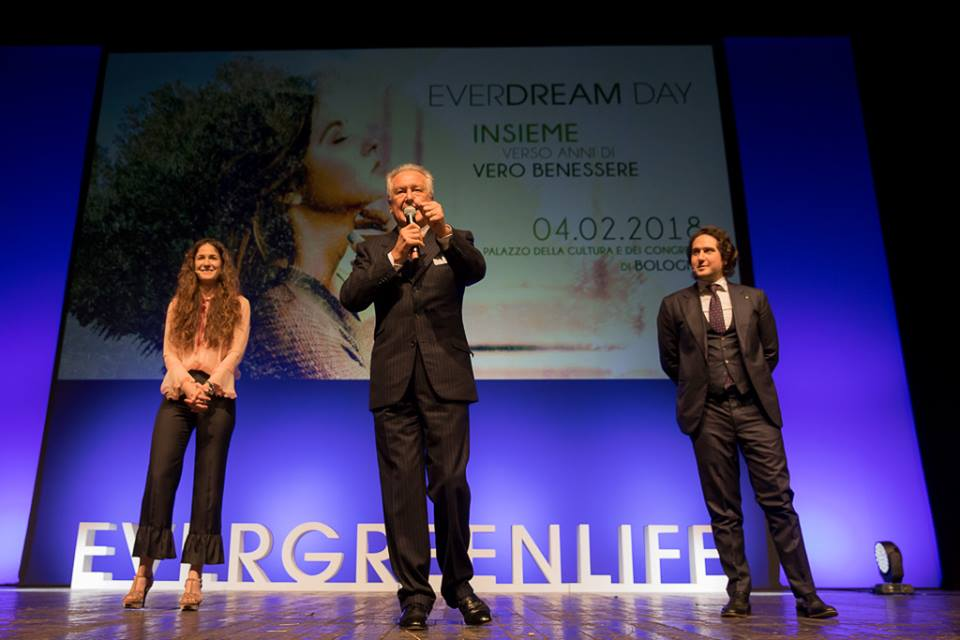 network marketing evergreen life italia