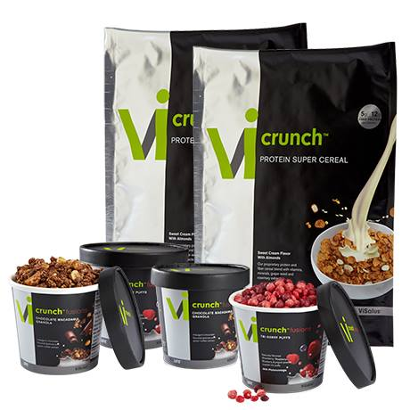 vi crunch cereal visalus