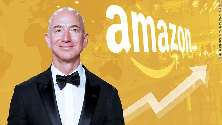 jeff bezos determinazione business amazon