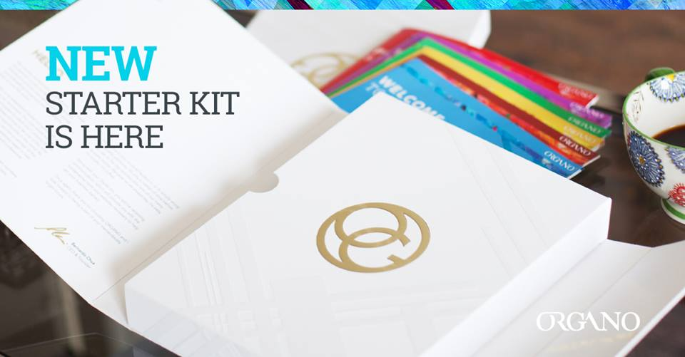 starter kit organo network