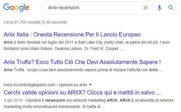Le recensioni su ARIIX sono positive o negative? (con VIDEO)