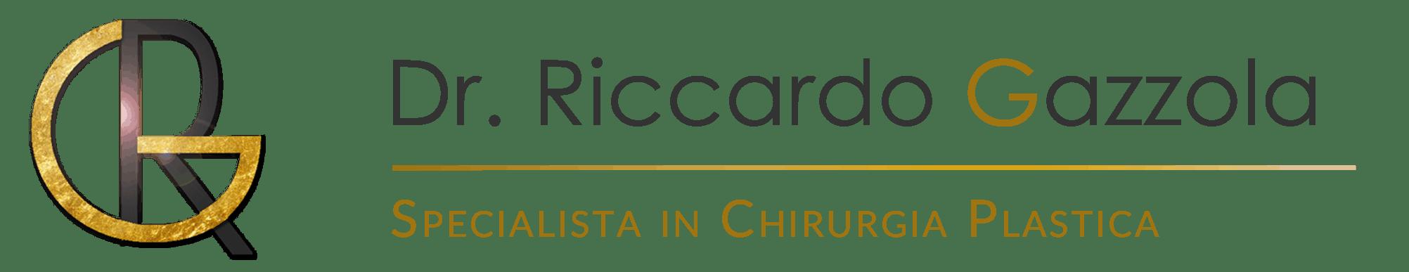 Chirurgo Plastico Dott. Riccardo Gazzola Logo