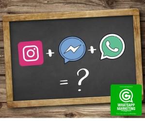 messenger instagram whatsapp marketing professionale