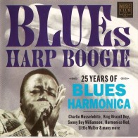 25 Years of Blues Harmonica