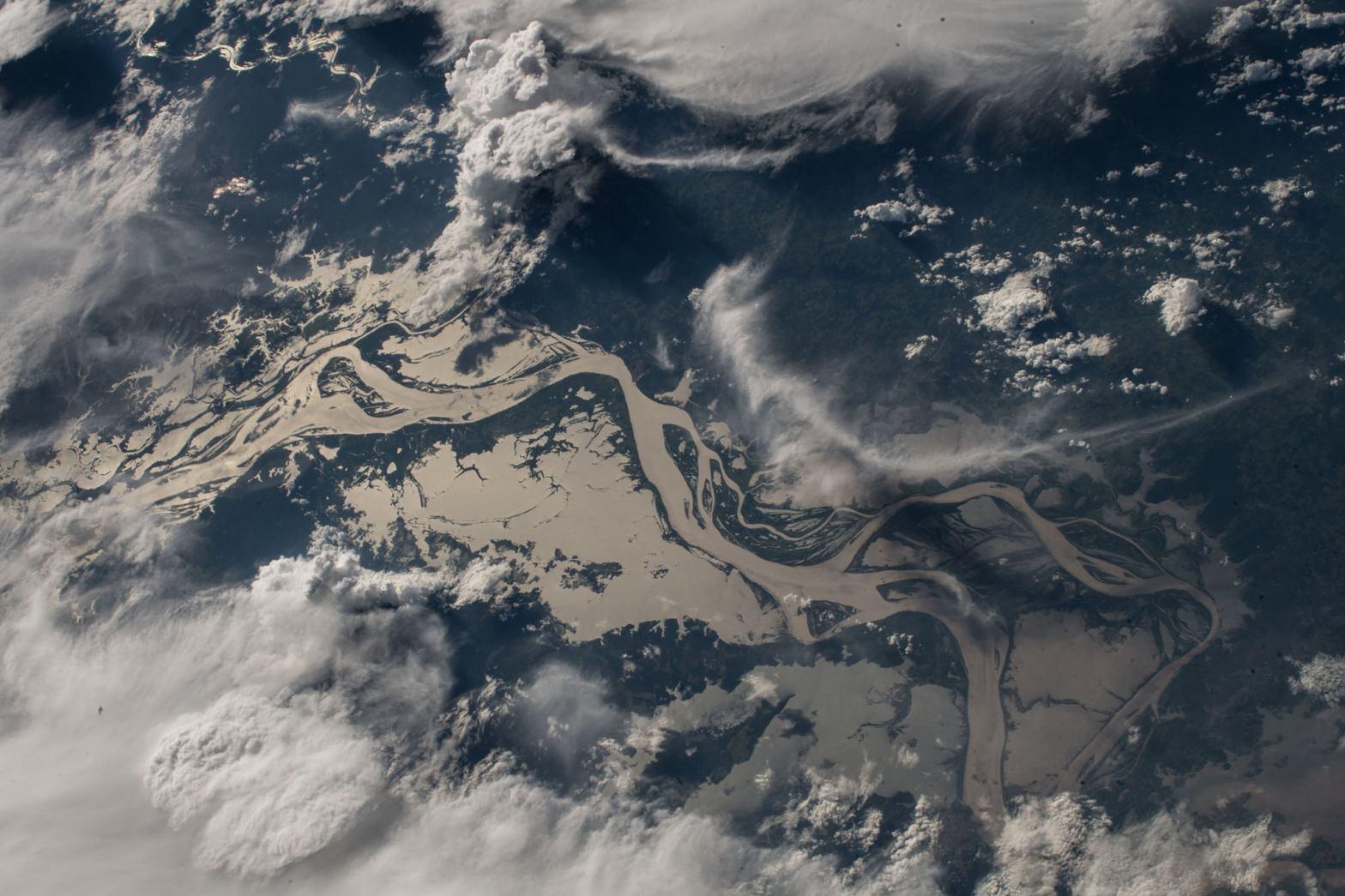 Terra - Rio delle Amazzoni