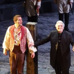 Placido Domingo's Tosca – Royal Opera House