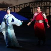 Turandot – Sydney Harbour