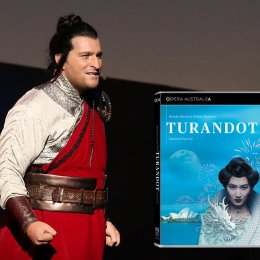 "DVD ""Turandot"" at the Sydney Harbour"
