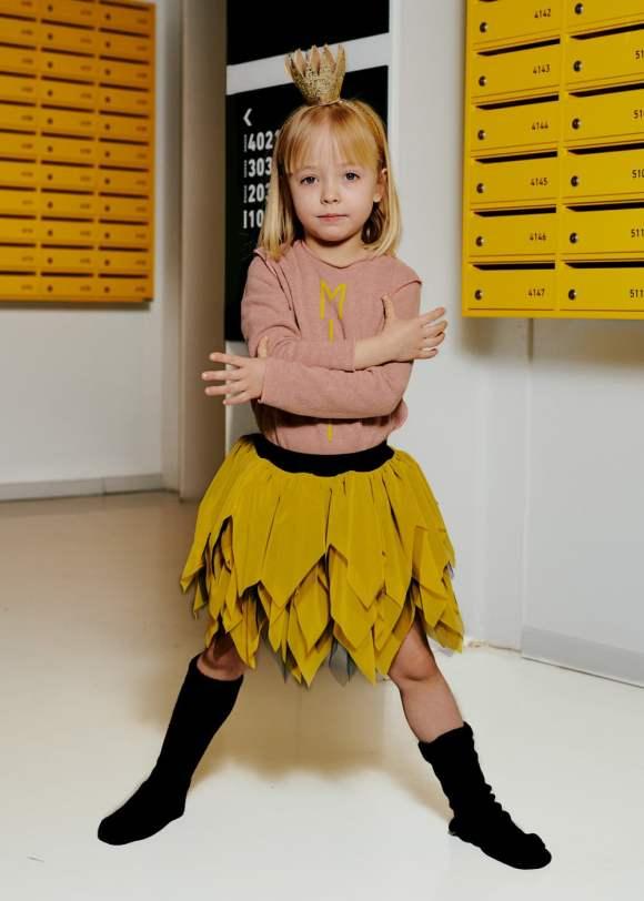 Es'Given mini by Simona Mazzei,kids lookbook Campaign Fall Winter 2019/20.Riccardo Polcaro, fotografo moda bambino.