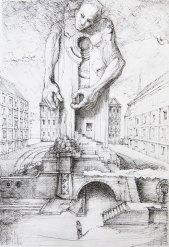 dessin crayon