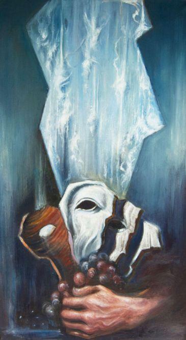 Un toile de peinture.